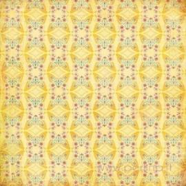 """Popierius """"Patchwork Quilt"""", 30,5x30,5cm"""