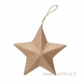 Kartoninė žvaigždė, 8,25 cm