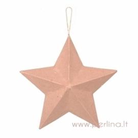 Kartoninė žvaigždė, 5,08 cm