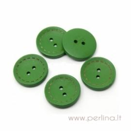 "Medinė saga ""Green"", 25 mm"