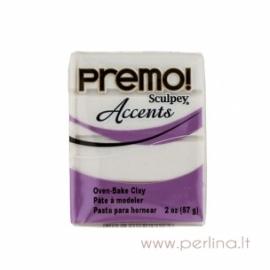 """Premo Sculpey Accents """"Pearl"""", 57g."""