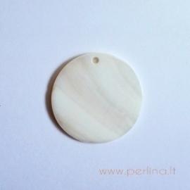 Disko formos kriauklė, 30 mm
