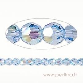 5000 Light sapphire AB, 6 mm