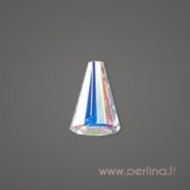 5540 Crystal AB, 12x9 mm