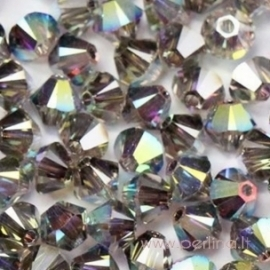5328 Crystal Clear ABST, 4 mm