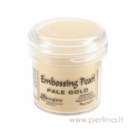 """Reljefinis perlamutras """"Embossing Pearl - Pale Gold"""", 16 g."""