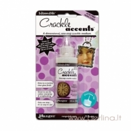 "Sendinimo mediumas ""Crackle accents"", 59 ml"