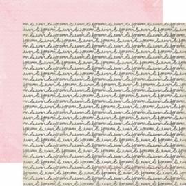 """Popierius """"Forever & Ever"""", 30,5x30,5 cm"""