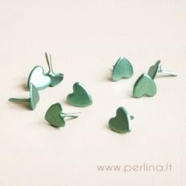 "Dek.vinukai ""Green Hearts"", 15 vnt."