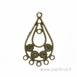 Antikinės bronzos sp. paskirstytojas, 32x19 mm