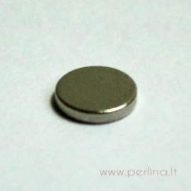 Magnetas, 5x1 mm, 1 vnt