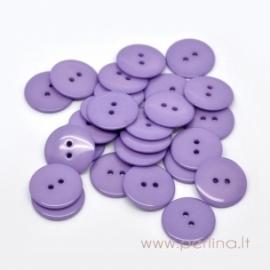 Akrilinė saga, violetinė, 23 mm