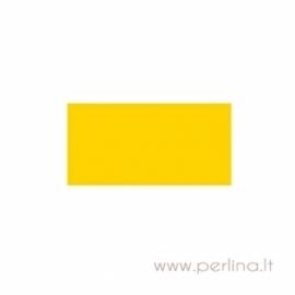Crepe popierius, skaisčiai geltona sp., 50,8 cm x 2,29 m