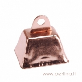 """Metalinis varpelis """"Cow Bell"""", vario sp., 3,17 cm"""