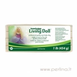 """Modelinas """"Living Doll"""", šviesi smėlio sp., 454g."""