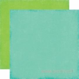 "Popierius ""Teal Green"", 30,5x30,5 cm"