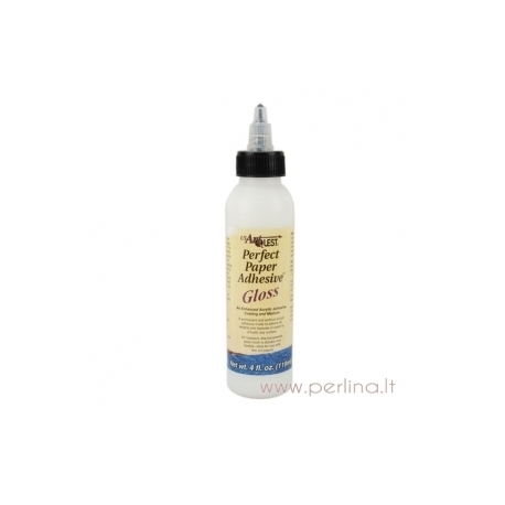 "Klijai ""Paper Perfect Adhesive - Gloss"", 119 ml"