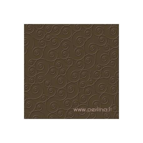"Popierius ""Swirlpool - Geneva"", 30,5x30,5 cm"