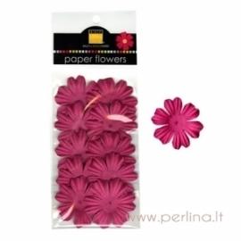 """Popierinių gėlyčių žiedlapiai """"Primula Hot Pink"""", 10 vnt."""