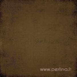 "Popierius ""Brown Sugar"", 30,5x30,5cm"