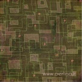 "Popierius ""Lombard Street"", 30,5x30,5cm"