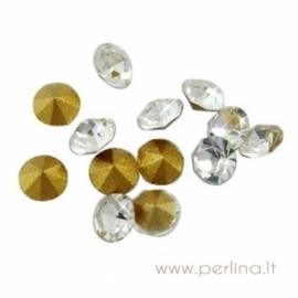 Stiklo akutė, crystal, SS6.5, 10 vnt