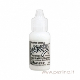 "Blizgūs klijai ""Stickles - Frosted Lace"", 18 ml"