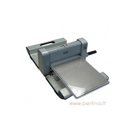 """Kirtimo ir reljefavimo aparatas """"Crossover - Fabric&Paper Cutting System"""""""