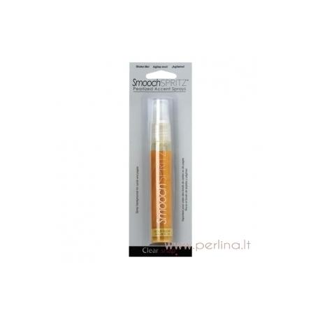 """Perlų žvilgesnio dažai """"Smooch Spritz Jumbo - Gold Glow"""", 28 ml"""