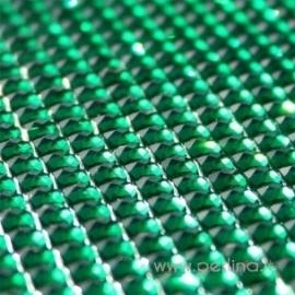 """Žėrinčių kristalų lipnus lapas """"Christmas Green"""", 27x53 cm"""