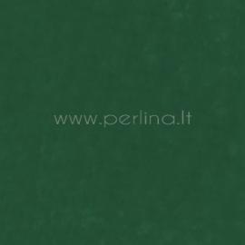 Velvetinis lipnus popierius, žalios sp., 10x23 cm