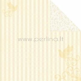 "Popierius ""Divine - Faith Collection"", 30,5x30,5 cm"
