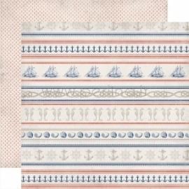 "Popierius ""Maritime - Seaside Collection"", 30,5x30,5 cm"