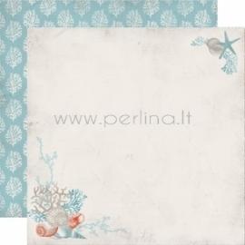 "Popierius ""Oceanic - Seaside Collection"", 30,5x30,5 cm"