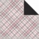 "Popierius ""Tartan - Classique: Pretty Collection"", 30,5x30,5 cm"