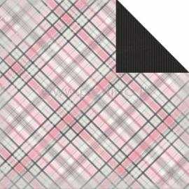 "Paper ""Tartan - Classique: Pretty Collection"", 30,5x30,5 cm"
