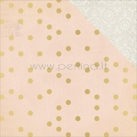 "Popierius ""Ceremony - Confetti Collection"", 30,5x30,5 cm"