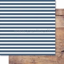 "Popierius ""Ribbon - Something Blue Paperz"", 30,5x30,5 cm"