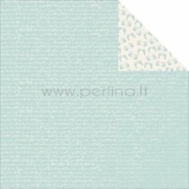 "Popierius ""Tiny Bundle - Pitter Patter Collection"", 30,5x30,5 cm"