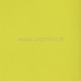 """Popierius sendinimui """"Yellowish green"""", 30,5x30,5 cm"""