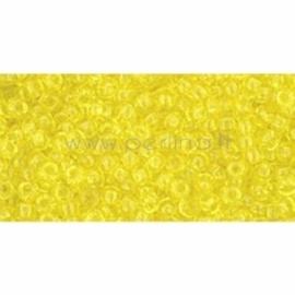TOHO biseris, skaidrus Lemon (12), 11/0, 10 g