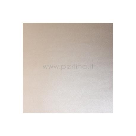 "Kartonas ""Pearl Beige"", 30,5x30,5 cm"