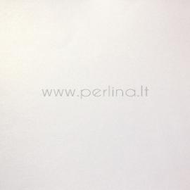 "Kartonas ""Pearl White"", 30,5x30,5 cm"