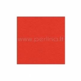 """Sintetinis veltinis """"Coral Red"""", 22,9x30,5 cm"""