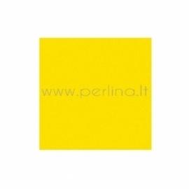 """Sintetinis veltinis """"Yellow"""", 22,9x30,5 cm"""