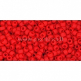 TOHO biseris, matinis Frosted Cherry (45AF), 11/0, 10 g