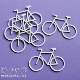 """Kartoninė detalė """"Vyrų pasaulis - dviračiai"""", 5 vnt."""