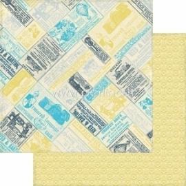 """Popierius """"Noteable - Favorite Collection"""", 30,5x30,5 cm"""