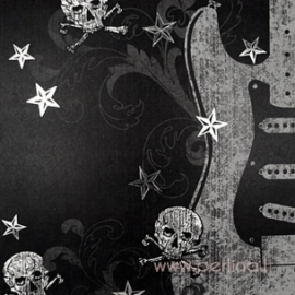 "Popierius ""Rockstar 3"", 20x20cm"