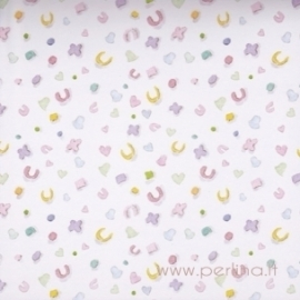 "Popierius ""With Love"", 15,2x15,2 cm"